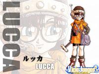 Lucca es la mejor amiga de Chrono. Su ayuda durante la aventura resulta indispensable.