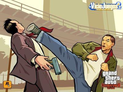Lucha de clanes en Chinatown