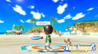 Cualquier mínimo movimiento del Wii MotionPlus afecta al ángulo del disco