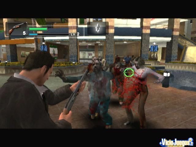 Unos zombies algo descuidados