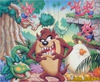 Imagen/captura de Taz-Mania para Master System