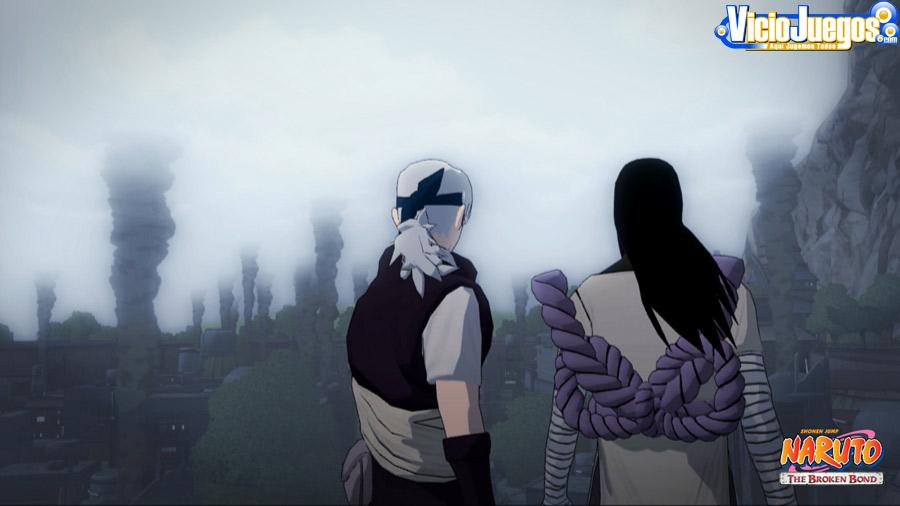 Primer vistazo: Naruto: The Broken Bond