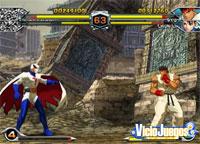 Avance de Tatsunoko Vs. Capcom: Cross Generation of Heroes: Primer Vistazo: Tatsunoko vs Capcom