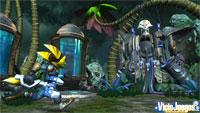 Análisis de Ratchet & Clank: En busca del tesoro para PS3: Clank es mi tesoro