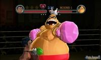 King Hippo golpea fuerte
