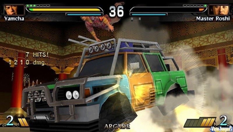 Primer vistazo: Dragon Ball Evolution