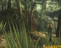 Imagen/captura de Metal Gear Solid 3: Snake Eater para PlayStation 2