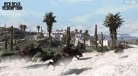 Avance de Red Dead Redemption: Probamos el multijugador