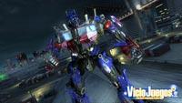 Avance de Transformers: La venganza de los caídos - El videojuego : Primer vistazo: Transformers 2