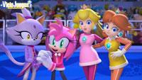 Análisis de Mario & Sonic en los Juegos Olímpicos de Invierno para Wii: La revancha, en Vancouver