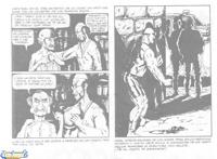 Final del cómic del manual