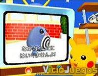 La televicsión da nombre al juego, Pikachu la seguirá a diario.