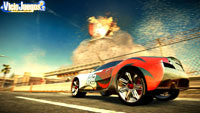 Avance de Split Second Velocity : Jugamos a la demo