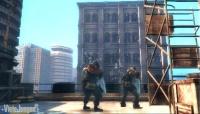 Análisis de Army of Two: The 40th Day para PSP: Guerra urbana en compañía