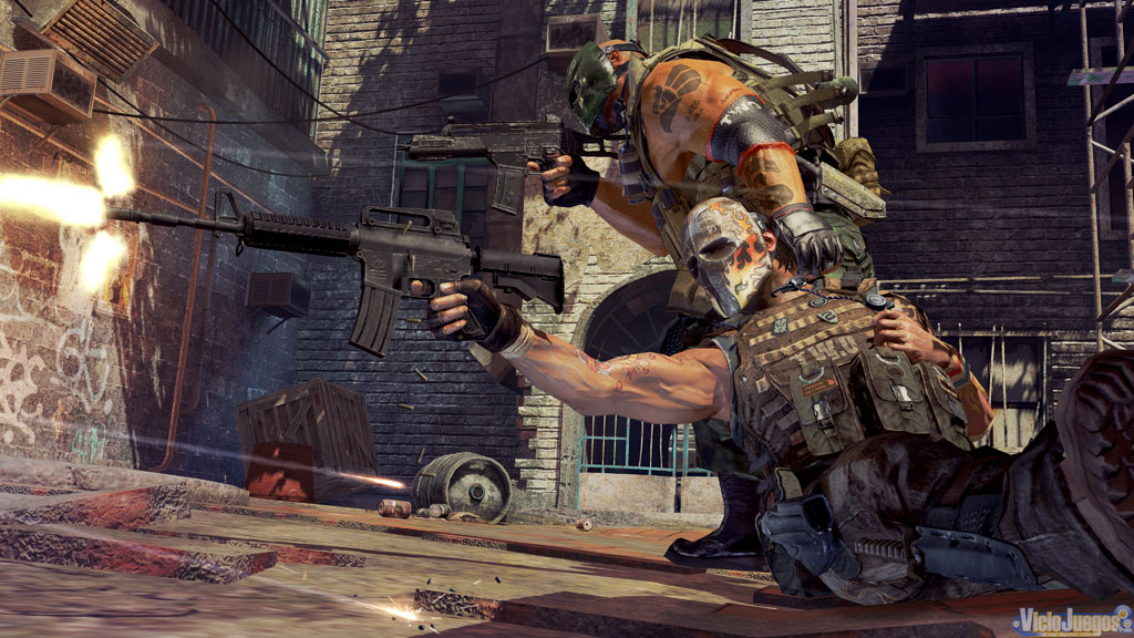 Primer vistazo: Army of Two The 40TH Day