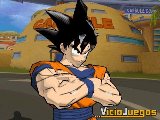 Goku se enfrenta a la mayor amenaza