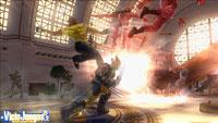 Luke Cage y Lobezno unen sus fuerzas en un ataque combinado (o fusion)
