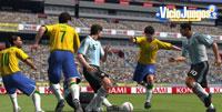 Avance de Pro Evolution Soccer 2010: Jugamos a la primera beta