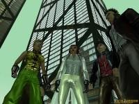 La estética de Matrix estará bien caracterizada. Tanto en los personajes como en la ciudad.