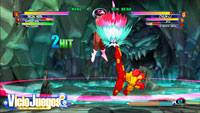 Avance de Marvel vs. Capcom 2: Captivate 09: Jugamos a Marvel Vs. Capcom 2