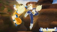 El nuevo juego de Spike promete incluir nuevos combos, esquivas y animaciones