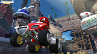 Avance de Sonic & SEGA All-Stars Racing: Jugamos a la beta