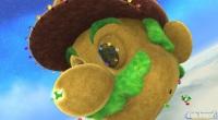 Mario recorrerá escenarios de todas las formas y colores