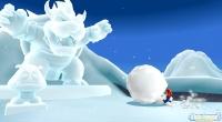 ¿Qué esconderá la estatua helada de Bowser?
