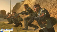 Avance de Metal Gear Solid Peace Walker: Impresiones GC'09