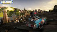 Análisis de ModNation Racers para PS3: Little Big Circuit