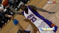 Avance de NBA 2K10: Jugamos a la beta