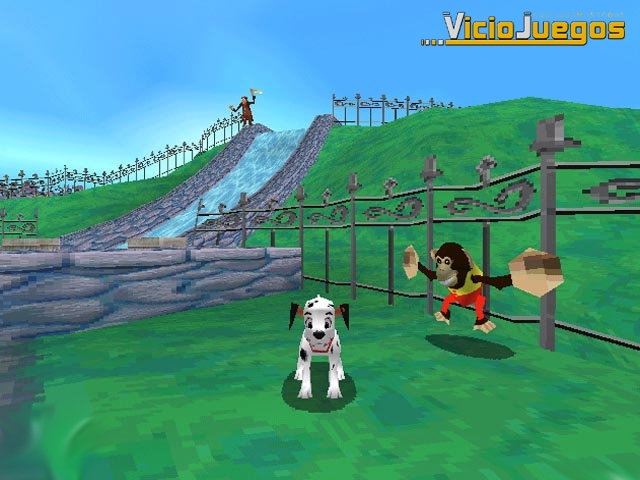 juego 102 dalmatas cachorros rescate para pc