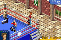 Imagen/captura de Los Sims Toman la Calle para Game Boy Advance