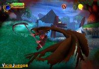 El juego presenta un engine gráfico mejorado más suave