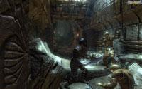 Túneles con momias... afortunadamente hay pocos