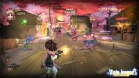 Análisis de Zombie Panic in Wonderland para WiiCV-W: Un cuento de George A. Romero