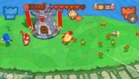 Análisis de Fat Princess : Fistful of Cake para PSP: Como desees, princesa