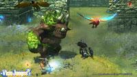 Avance de Majin and the Forsaken Kingdom: Demo GamesCom 2010