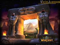 Este portal será el que nos conduzca al mundo Warcraft.