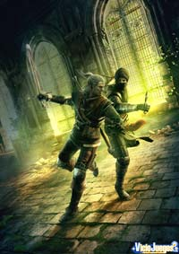 Avance de The Witcher 2: Assassins of Kings: Primer vistazo