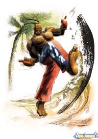 Análisis de Super Street Fighter IV para X360: We Await Your Return, Warrior