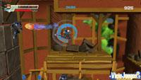 Avance de Rocket Knight: Primer vistazo