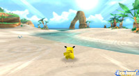 Avance de PokéPark Wii: La gran aventura de Pikachu: Primer vistazo