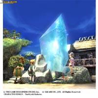 Los cristales volverán a tener importancia, como en los primeros Final Fantasy.
