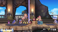 Avance de Prinny 2: Dawn of Operation Panties, Dood!: Primer vistazo