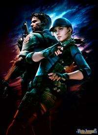 Chris Redfield y Jill Valentine son los protagonistas de esta aventura.