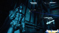 Avance de Batman: Arkham City: Primer vistazo