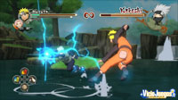 Avance de Naruto Shippuden: Ultimate Ninja Storm 2: Impresiones E3'10