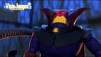 Este es Zurg, el archienemigo de Buzz