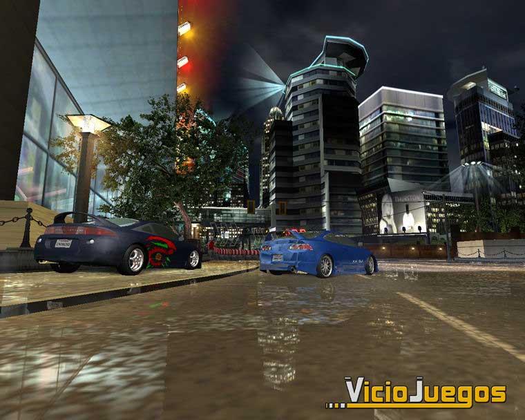 A rebufo de Toretto